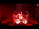 Ozzy Osbourne - Drum Solo - Shot in the Dark - I Don't Want to Change the World 03.06.2018 Санкт-Петербург Ледовый