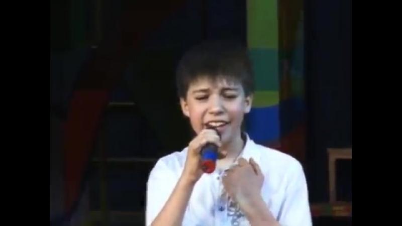 Саша Лазин -- Город детства