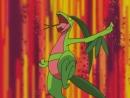 Покемон 8 сезон 3 серия Война эволюций