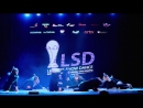 LSD 2017 - Dancehall Dancers - Street Show Pro Formation