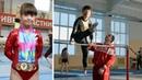 АБСОЛЮТНАЯ ЧЕМПИОНКА МИРА по спортивной гимнастике