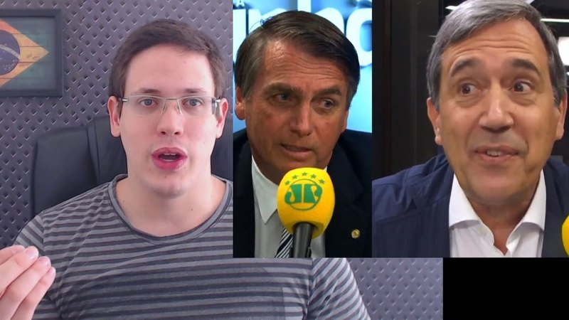 Bolsonaro na Jovem Pan News - Jornal da Manhã - 220518