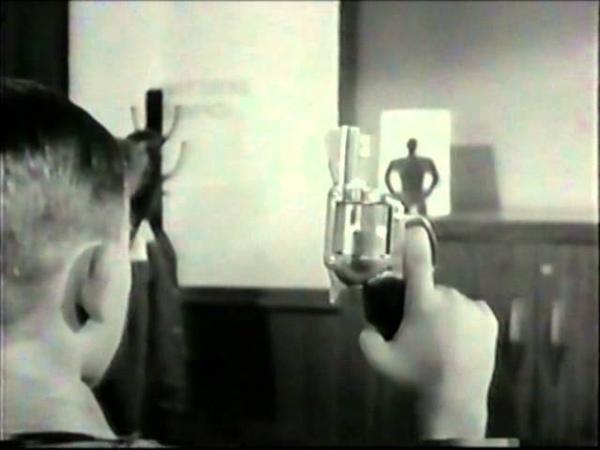 60s Ads Snub Nose .38 and Shoulder Holster by Mattel