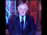 Роберт Де Ниро о Дональде Трампе во время вручения театральной премии Тони (10.06.2018)