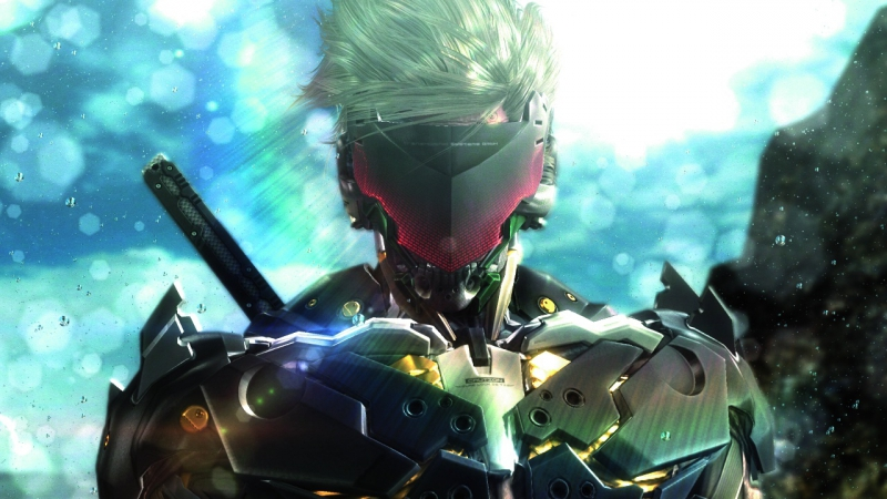 Metal Gear Rising: Revengeance: Gameplay