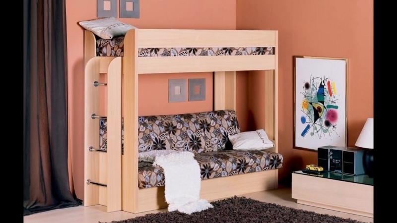 Видеообзор двухъярусной кровати от Боровичи Мебель МЕБЕЛЬ Санкт Петербург Лен обл