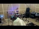 Запись барабанов гр Темнолесье