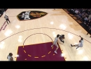 LeBron blocked a shot by Butler 720p