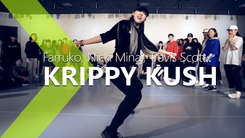 Viva dance studio Krippy Kush - Farruko Nicki Minaj Travis Scott (Travis Scott Remix) / Jane Kim Choreography
