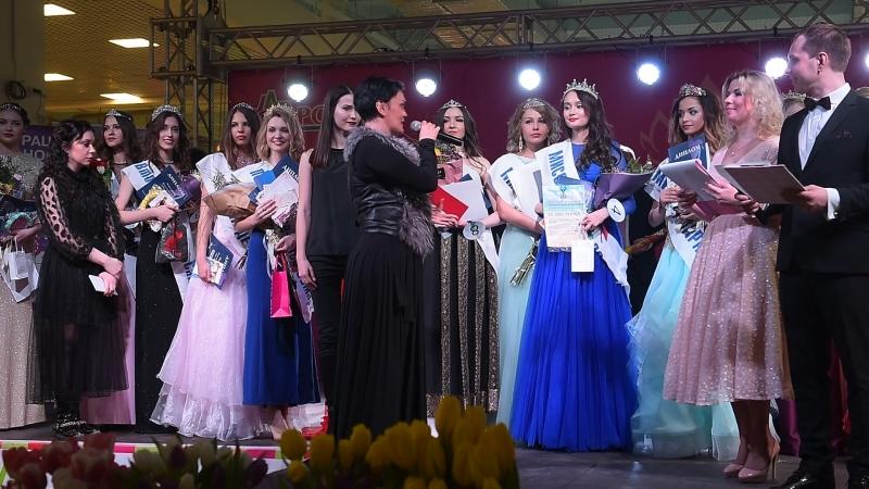 Школа Маленькие женщины выступила партнером конкурса Мисс Самара 2018