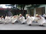 13.01.2018 Havana. Sabado de la Rumba. Conjunto Folklorico Nacional de Cuba. Ochun.