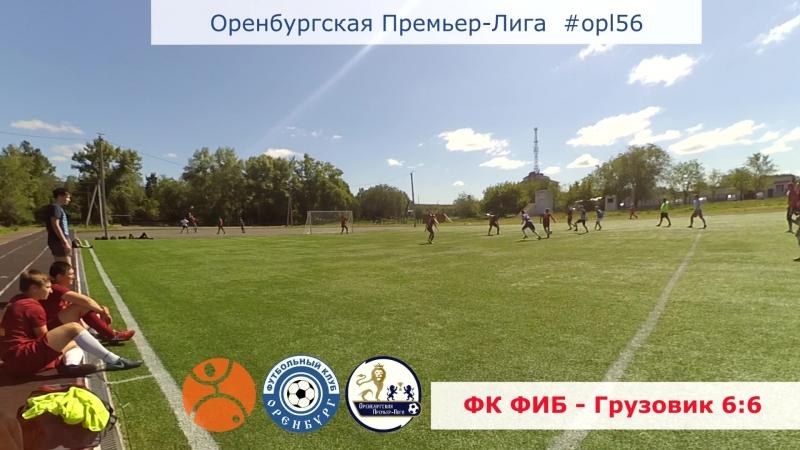 ФК ФИБ Грузовик 66. Обзор голов