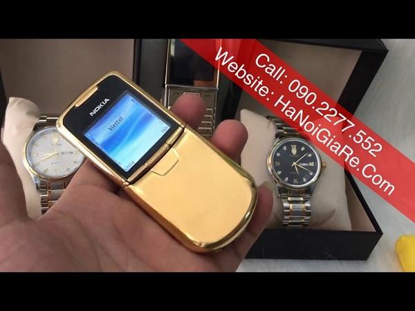 Địa Chỉ Bán Điện Thoại Cổ Nokia 8800 Anakin Chính Hãng Giá Rẻ Tại Quận Cầu Giấy Hà Nội