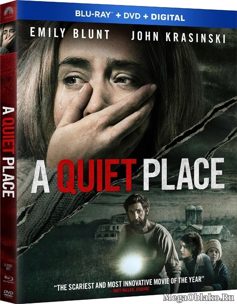 Тихое место / A Quiet Place (2018/BDRip/HDRip)