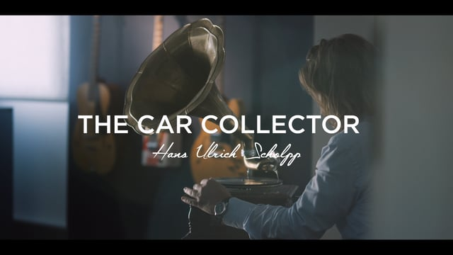 The Car Collector - IWC Schaffhausen
