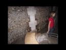 Черепа и кости в катакомбах Парижа (Видео Турист)