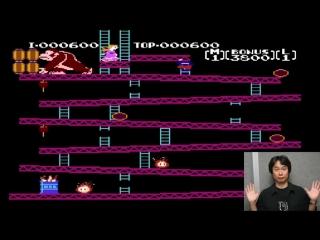 Обзор игры Donkey Kong - Russian Evolution Games #3 - Donkey Kong