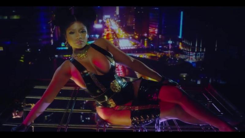 Nicki Minaj - Chun-Li (новый клип 2018 Ники Минадж Никки минаж)