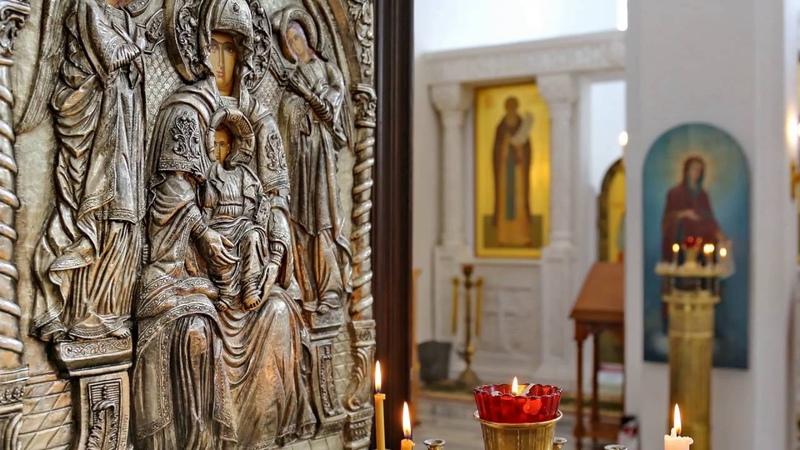 Храм преподобного Пимена Угрешского в Николо Угрешском монастыре