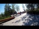 Прогулка по парку Замоскворечье. Видео-регистратор блин!