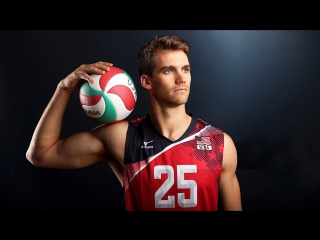 TOP 10 Crazy Volleyball Actions by Dan McDonnell - USA Volleyball - World League 2017