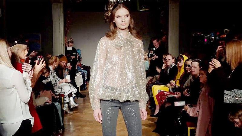 Ida Sjostedt | Fall Winter 2018/2019 Full Fashion Show | Exclusive