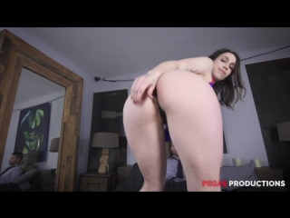 Nina Kush - Cheerleader Fucked By Her Step-Dad FRENCH [All Sex, Hardcore, Blowjob, Gonzo]
