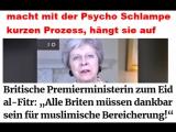 Britische Premierministerin zum Eid al-Fitr Alle Briten müssen dankbar sein für muslimische Bereicherung