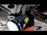 Замена передних реактивных тяг в Шевроле Авео (Chevrolet Aveo)