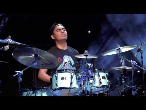 Guitar Center's 28th Annual Drum Off Winner Mark Pacpaco