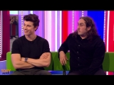 Shawn Mendes interview BBC  The One Show, 28 May 2018