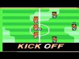 V Командный Чемпионат по Kunio-kun no Nekketsu Soccer League BOP95 & ROOS vs Aeris & JAMLIGHT