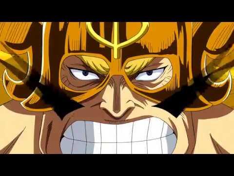 One Piece「AMV」- Power Rangers- Germa 66 - Episode 839