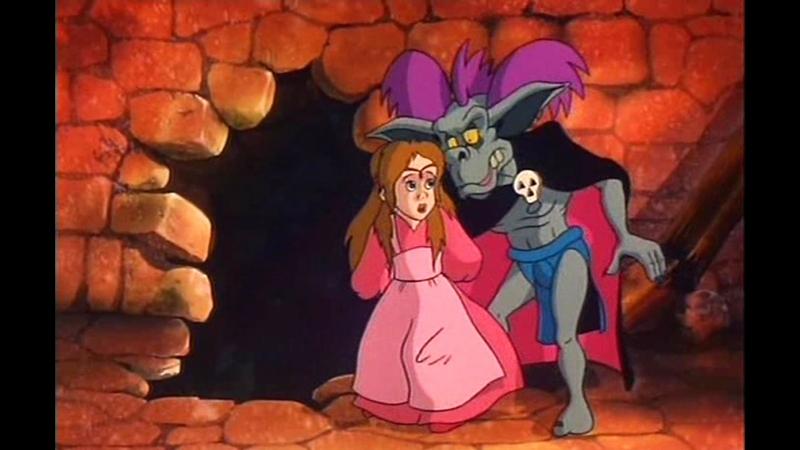 Принцесса и гоблин / The Princess and the Goblin (мультик по ссылке)