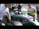 F1 2018. Гран-при Германии. Вторая практика [Sky Sports]