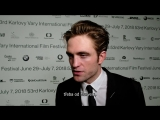 The Filmmakers @ KVIFF 2018 Interview with Robert Pattinson