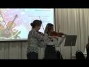 2Концерт ко дню музыки и учителя в ДМШ №6 - Ноктюрн 4.10.2017 Нижнекамск