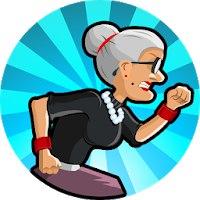 Angry Gran Run [Мод: много денег]