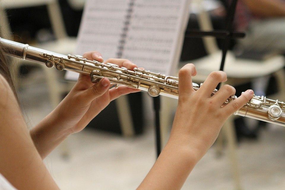 В усадьбе «Свиблово» состоялся фестиваль флейтистов