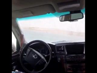Решил искупать Lexus
