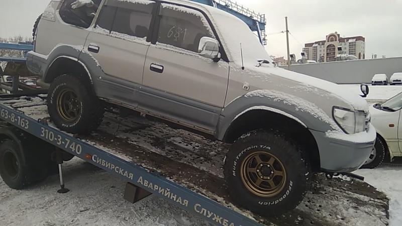 TOYOTA LAND CRUISER PRADO TX AT 4WD