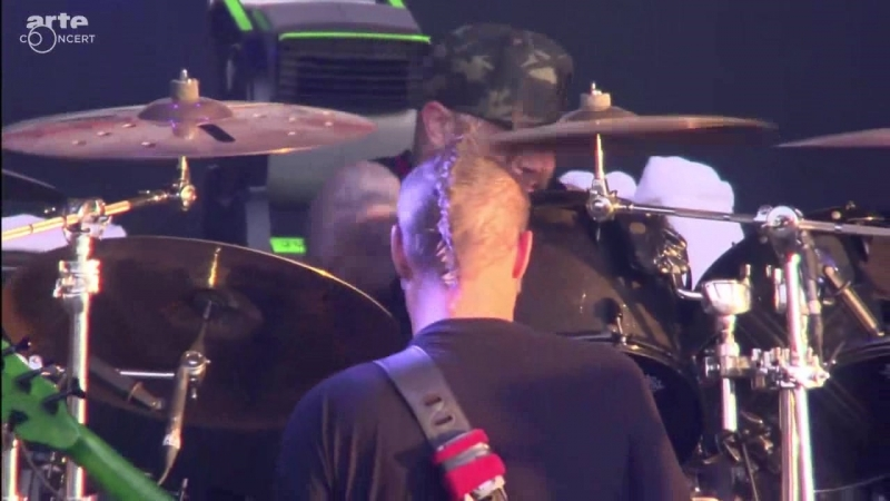 Limp Bizkit Live at Hellfest 21 06 2015