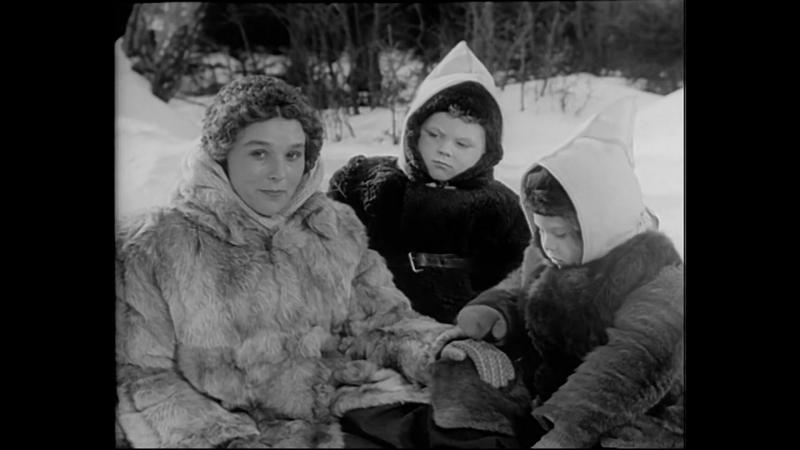 «Чук и Гек» (1953), реж. Иван Лукинский.