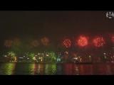 Лучшие в мире фейерверки новогодней ночи в одном ролике