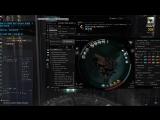 [RU] EVE Online это просто #042 Голодный альфа. Битва за банку