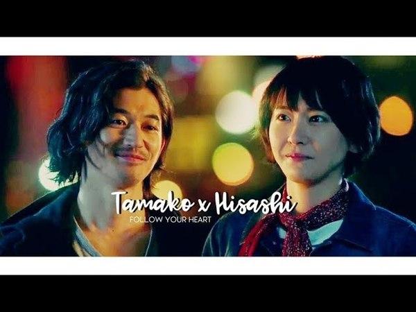 Tamako x Hisashi ● F o l l o w Y o u r H e a r t