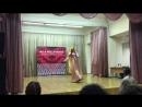 Дмитренко Анастасия, Мерджана. Узбекский танец, 1 место среди Профессионалов. Фестиваль Aila BellyDance, Москва, 2017