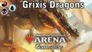 Magic Arena   Grixis Dragons