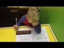 Урок по ментальной арифметике в SandLand
