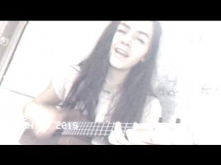 IVANOVA MARGO - MAD WORLD ukulele cover (M. Andrews, G. Jules, Donnie Darko OST)